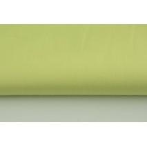 Cotton 100% plain sateen pistachio