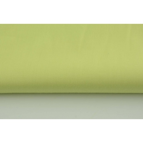 Bawełna 100% satyna pistacja