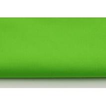 Bawełna 100% zielone jabłuszko jednobarwna