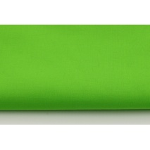 Cotton 100% plain green apple