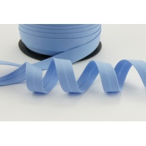 Cotton bias binding blue