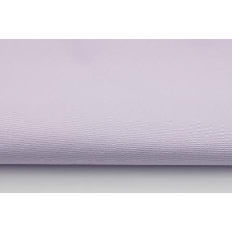 Drelich, bawełna 100%, pastelowy fiolet