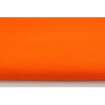 Bawełna 100% intensywny pomarańczowy, jednobarwna