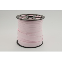 Cotton bias binding light pink 18mm