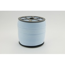 Cotton bias binding light blue (błękit) 18mm