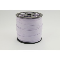 Cotton bias binding porcelain violet (lavender) 18mm