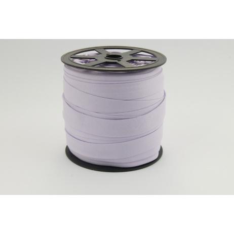 Lamówka bawełniana porcelanowy fiolet (lawenda)