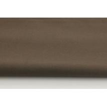 Bawełna 100% szaro-brązowa, jednobarwna