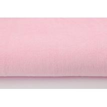 Polar gładki minky, różowy