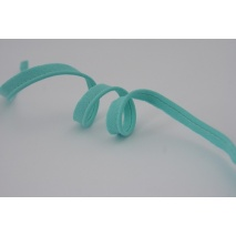 Cotton edging ribbon turquoise No. 2
