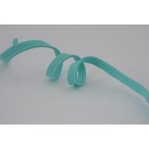 Cotton edging ribbon turquoise No. 2