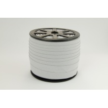 Cotton bias binding gray 18mm