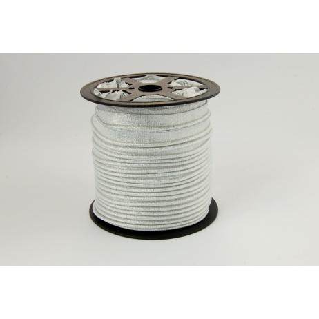 Edging ribbon silver