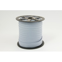 Cotton bias binding gray-blue 18mm