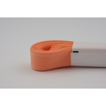 Ribbon salmon taffeta 15mm x 10m