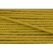 Mustard 6mm Cotton Cord