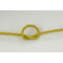 Mustard 6mm Cotton Cord