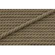 Dark beige 10mm Cotton Cord