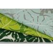 Home Decor, duże liście w odcieniach zieleni HD