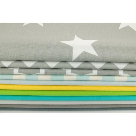 Fabric bundles No. 18 OE 90x150cm