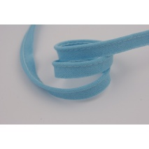 Cotton edging ribbon turquoise