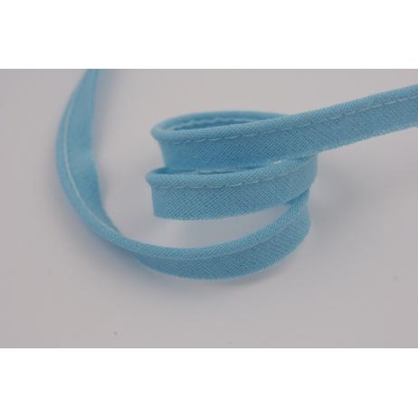 Cotton edging ribbon turquoise