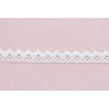 Koronka bawełniana 15mm, biała