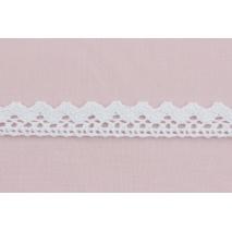 Cotton lace 22mm, white