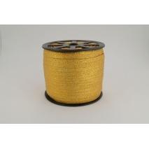 Bias binding dark gold glitter