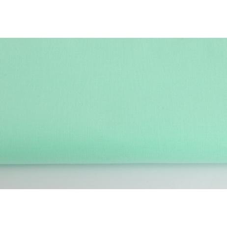 Bawełna 100% miętowa 2, jednobarwna KD