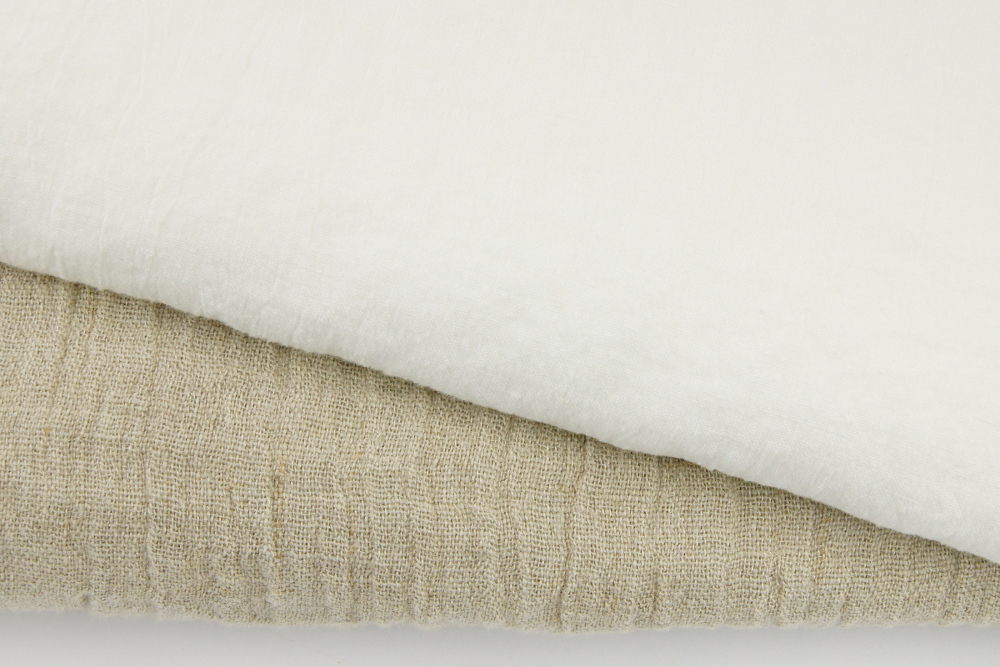 crushed linen